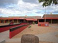 Española Valley High School entrance New Mexico.jpg