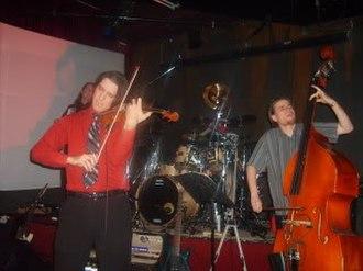 Estradasphere - Estradasphere performing in 2007.