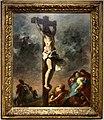 Eugène delacroix, cristo sulla croce, 1853.jpg