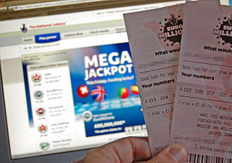 Gambling in the United Kingdom - EuroMillions tickets.