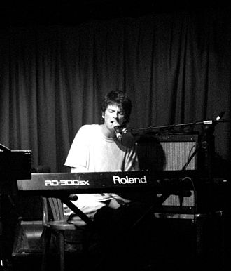 Euros Childs - Image: Euros Childs 2008