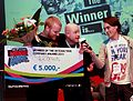 Eurosonic Noorderslag 2011 - 22tracks winnaar The Interactive Company Award 2011 - by Jack Tillmanns.jpg