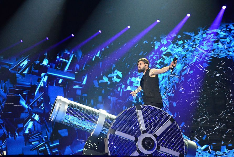 Eurovision Song Contest 2017, Semi Final 2 Rehearsals. Photo 209.jpg