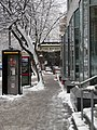 Euston Road in the snow - geograph.org.uk - 1144965.jpg