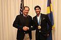 Evan Lysacek, Mark Brzezinski.jpg