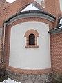 Evangélikus templom, lépcsőház, 2018 Pestújhely.jpg