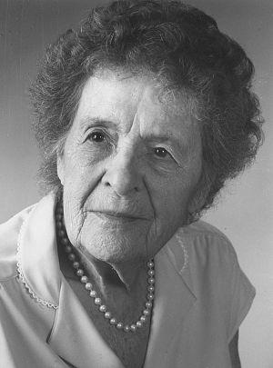 Eveline M. Burns