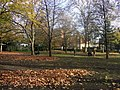 Exercising the dogs, Highbury Fields - geograph.org.uk - 615833.jpg