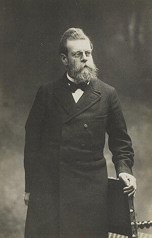 Franz Schrader - Franz Schrader as General Commissioner at the 1900' Exposition Universelle, Paris