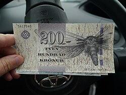 Färöische 200-Kronen-Banknote Vorderseite.jpg