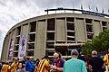 FC Barcelona- Camp Nou on a matchday (Ank Kumar) 07.jpg