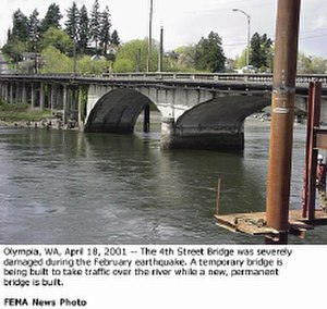 2001 Nisqually earthquake