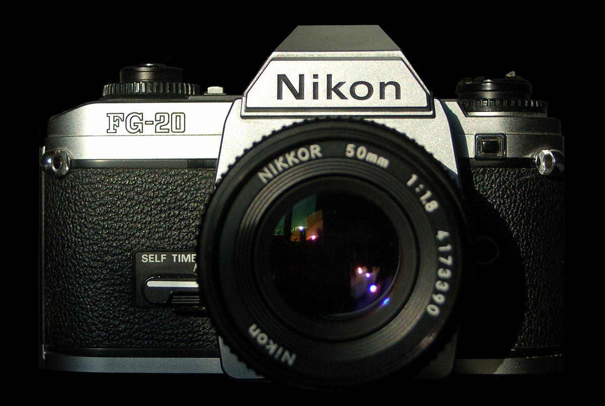 Nikon Fg 20 Wikipedia