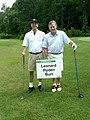 FPC Lou Baldwin and Senator Richard Burr team up in charity golf tournament (5854065395).jpg