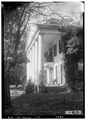 FRONT, NORTH SIDE - Magnolia Grove, 1002 Hobson Street, Greensboro, Hale County, AL HABS ALA,33-GREBO,1-2.tif