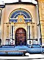 Façade de l'entrée de la chapelle des Annonciades.jpg