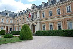 Palais niel wikip dia for Jardin niel toulouse