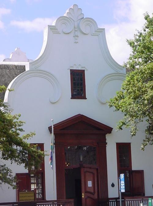 FacadeStellenbosch
