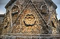 Facade of Qasr Mshatta, Umayyad, 8th cent.; Pergamon Museum, Berlin (7) (40225555231).jpg