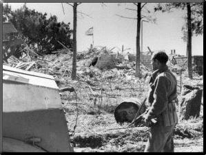 Fall of Qastel on April 5 1948