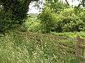 Farm gateway - geograph.org.uk - 1377927.jpg
