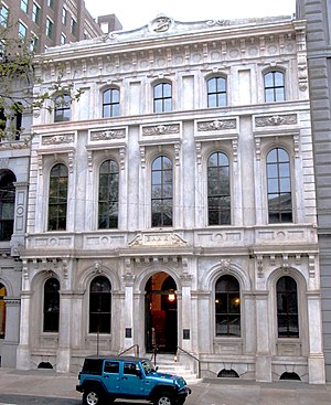 American Philosophical Society - Image: Farmers' & Mechanics' Bank 427 Chestnut Street