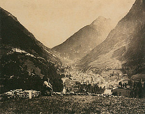 Farnham Maxwell-Lyte - Pyrenees, 1860, Maxwell-Lyte, 1860