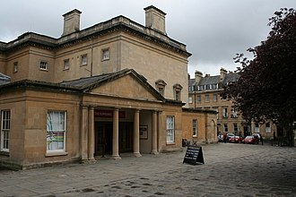 Bath Assembly Rooms - The Assembly Rooms and Fashion Museum