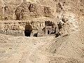 Felsengräber Deir el-Bahari 02.JPG