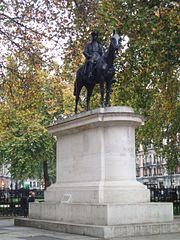 Equestrian statue of Ferdinand Foch