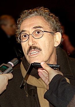 Ferid Boughdir, Interview Tunis 20101215.JPG