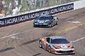 Ferrari 458CS Jon Becker Follows 458TP Ed Brown Through Turn 10 FCNA Race1 SPGP 24March2012 (14513009520).jpg