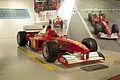 Ferrari F300 - Museo Ferrari (18135376051).jpg