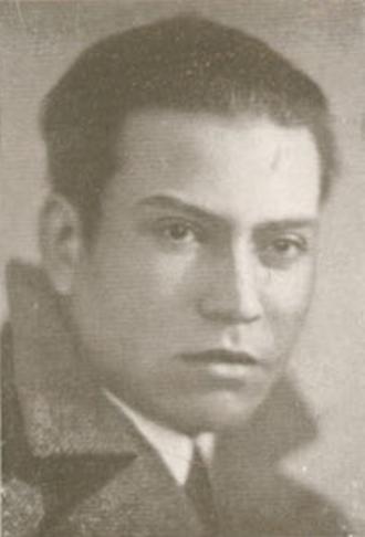 José Maria Ferreira de Castro - Image: Ferreira de Castro Ilustração (1Nov 1933)