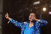 Festival des Vieilles Charrues 2016 - Calypso Rose - 036.jpg