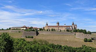 Würzburg - Marienberg Fortress