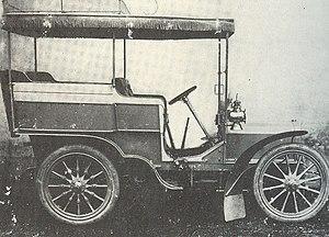 Fiat 12 HP - Fiat 12 HP 1901
