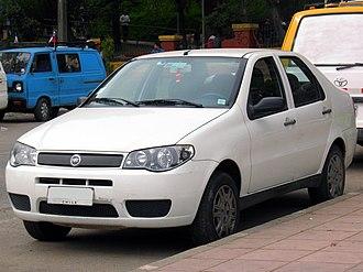 Fiat Siena - 2004 Fiat Siena