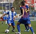Final Copa Catalunya Femenina RCDE 0 – 1 FCB.jpg