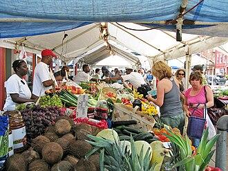 Findlay Market - Image: Findlay Market 1