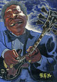 Finessing Lucille - BB King by Ebenlo.jpg