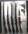 Finnish coastal troop small arms.JPG