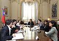 Firma del acuerdo para el fomento de coproducción audiovisual entre Argentina y Chile (15206656470).jpg