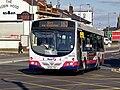 First Manchester bus 69178 (MX06 YXK), 11 May 2009.jpg