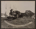First train that crossed the North Saskatchewan, 20th October, 1902 (HS85-10-14705).jpg
