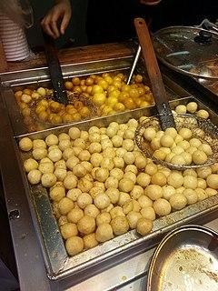 Fish ball Fish dishes