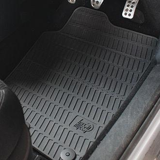 Vehicle mat - Fitted rubber car mat