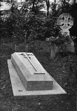 Edward FitzGerald (poet) - Gravesite of Edward FitzGerald