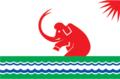 Flag of Srednekolymsk (Yakutia).png