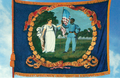 Flag of the 3rd United States Colored Troops (obverse).png